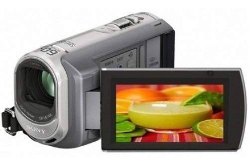 Filmadora Digital Sony Dcr-sx40 Zoom 60x E Lcd 2.7 Touch