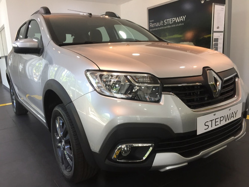Renault Sandero Stepway 1.6 Zen 2021 0km No Full Vw Fiat(sg)