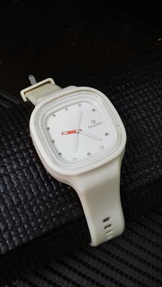 Relógio Champion H877p Pulseira Em Silicone