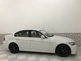 Bmw 318i 2.0 16v 2012 Branco Automático Interior Caramelo