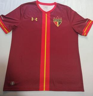 Camisa Iii São Paulo F.c 2015 - Original Under Armour - Egg