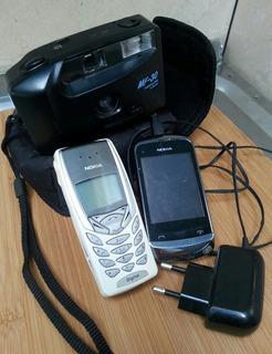 Celulares Nokia C2-06 - 8280 - Leia Descricao Dos Produtos