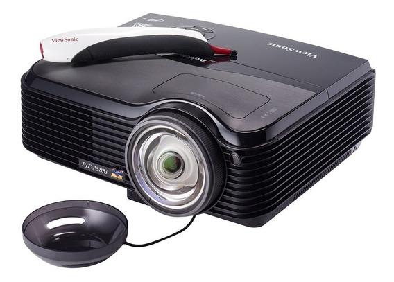 Projetor Curta Distância Viewsonic Hd 3000 Lum Em 12x S/j