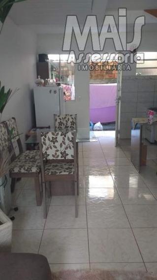 Casa Para Locação Em Gravataí, São Vicente, 2 Dormitórios, 1 Banheiro, 1 Vaga - Cwacs031_2-1018793