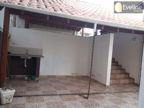 Imagem 1 de 24 de Casa Com 3 Dorms, Parque Santana, Mogi Das Cruzes - R$ 470 Mil, Cod: 1561 - V1561