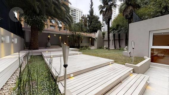 Venta Departamento 7 Ambientes 2 Cocheras Jardín De Categoría En Belgrano