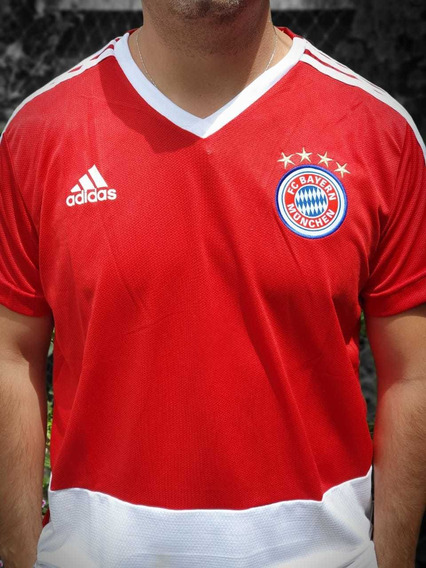 Camiseta Deportiva Bayer Munich