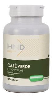Café Verde Hinode 120 Cápsulas