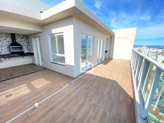 Oportunidade: Seja O Primeiro Morador Dessa Maravilhosa Cobertura Duplex Na Praia De Itaparica - Co0015