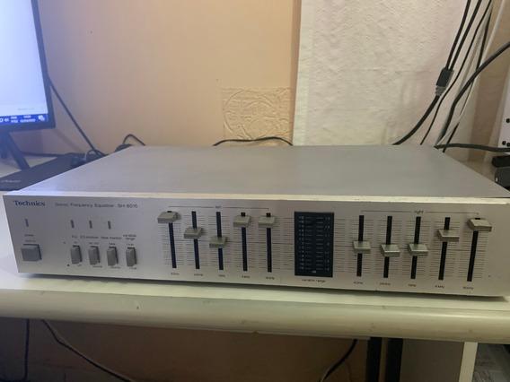Equalizador Technics Sh 8015
