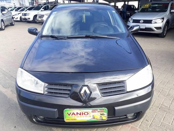 Renault Megane Sedan Expression Hi-flex 1.6 16v