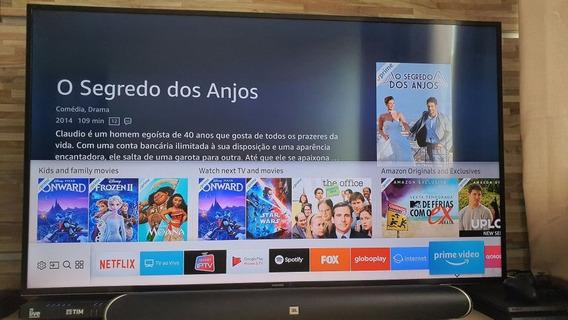 Smart Tv Samsung 55 4k Uhd Hdr Premium