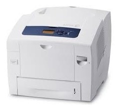 Impressora Color Qube 8580 Dn Xerox Cera Colorida A4