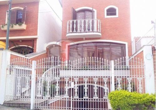 Excelente Sobrado Mooca 3 Dorm. Com 1 Suite 230m Construidos - 243-im99650