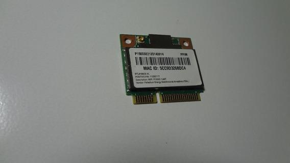 Pci Wireless Do Notebook Positivo Unique S1991