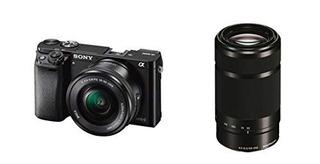 Sony A6000cámara Sin Espejo Bundle Lente De 1650mm F3.5