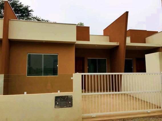 Excelente Casa Proximo A Av. Sai Mirim - Praia Itapoá Sc