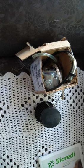 Carburador Twister 250 Keihin Esportivo + Filtro 50mm Shutt