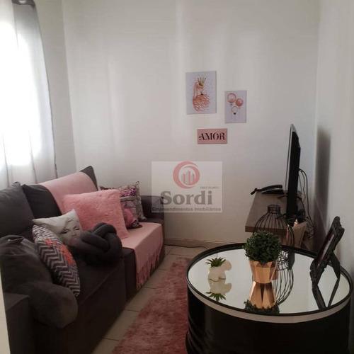 Imagem 1 de 20 de Sobrado Com 3 Dormitórios À Venda, 104 M² Por R$ 480.000,00 - Vila Do Golf - Ribeirão Preto/sp - So0467
