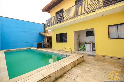 Casa No Bairro Josedy Em Peruíbe - 556