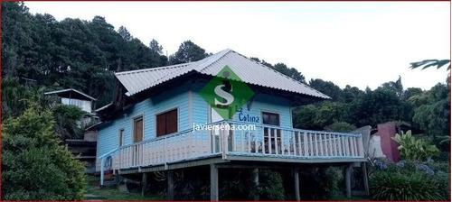 Alquiuler De Casa En Punta Ballena, 2 Dormitorios, Baño, Buen Lugar Y Cerca Del Mar.- Ref: 168140