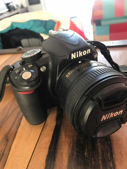 Camara Digital Nikon D3100 - Solo Body