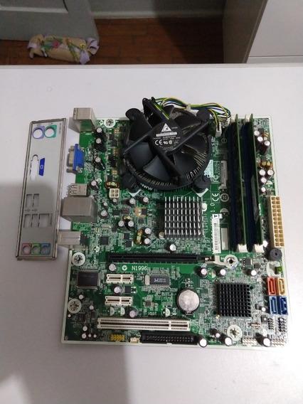 Kit Dual Core E5700 Ddr2 + 3gb Ram
