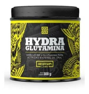 Glutamina - Hydra Glutamina - 300g (iridium Labs)