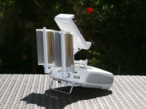 Defletor De Sinal Ranger Booster Dji Phantom 4 E Inspire 1