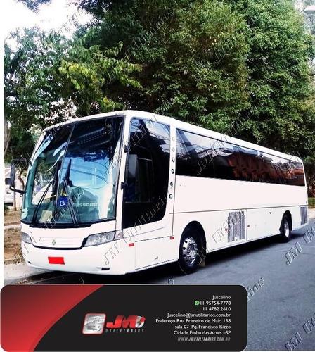 Busscar Vissta Lo Ano 2007 Scania K124  Jm Cod 220