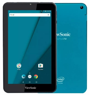 Tablet Viewsonic I7m Quad Core 7 Pulg 1 Gb Ram Colores
