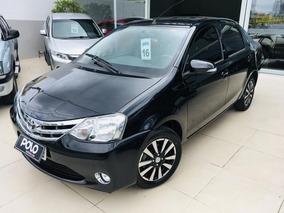 Toyota Etios Etios 1.5 Platinum Sedan 16v