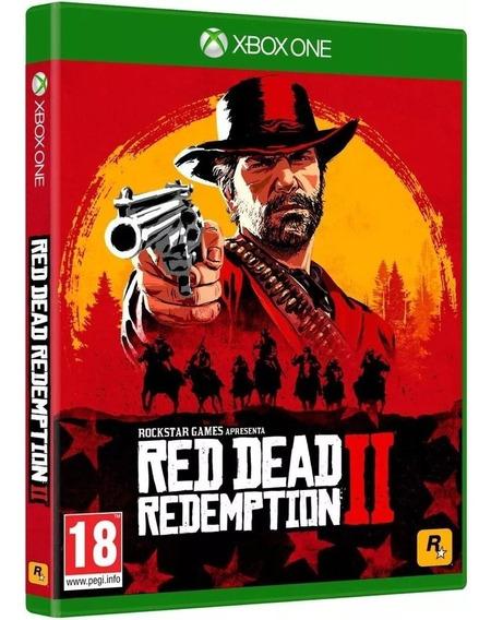 Red Dead Redemption 2 - Xbox One - Mídia Digital Primaria