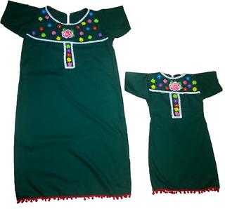 Traje Típico Mexico, La Costura De Raymi