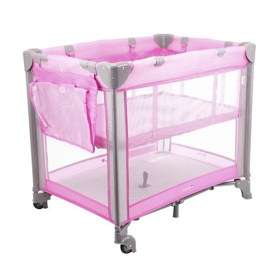Berço Mini Play Pop Pink De 0 Á 3 Anos Portátil Safety 1st