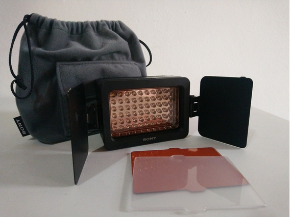 Iluminador Led Sony Hvl-le1