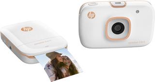Hp Sprocket Impressora 2in1 Com Câmera Smartphone Bluetooth