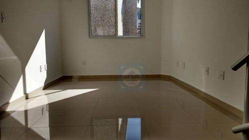 Casa Com 3 Dormitórios À Venda, 145 M² Por R$ 700.000,00 - Marapé - Santos/sp - Ca0552