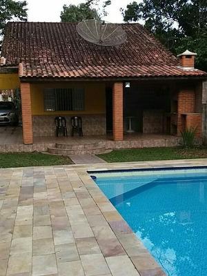 Excelente Casa De Praia Em Peruibe C/ Piscina