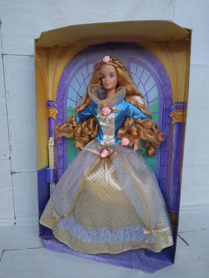 Barbie Sleeping Beauty (bela Adormecida) -não É Da Disney!!