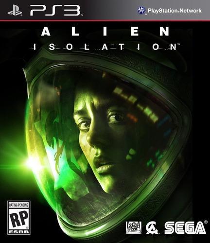 Alien Isolation Nostromo Edition Juego Ps3