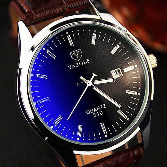 Relógio Yozele 310 Quartz De Pulso Analógico Masculino Pr