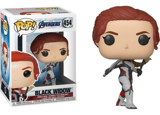Funko Pop! Marvel: Endgame: Black Widow #454