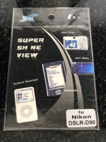 Pelicula Nikon D90