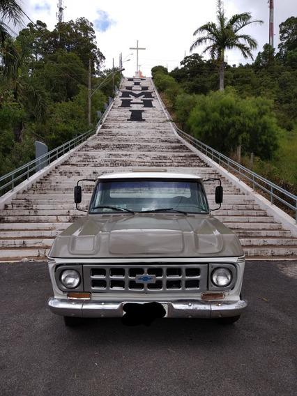 Chevrolet D-10 Antiga