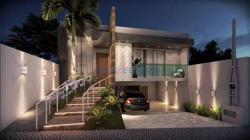 Casa À Venda Em Residencial Portal Do Lago - Ca274399