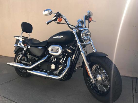 Harley-davidson Custom Xl 1200 Cb