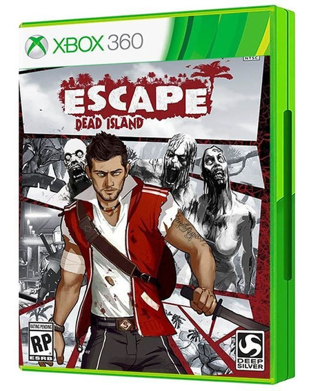 Escape Dead Island - Xbox 360 - Mídia Física E Lacrada