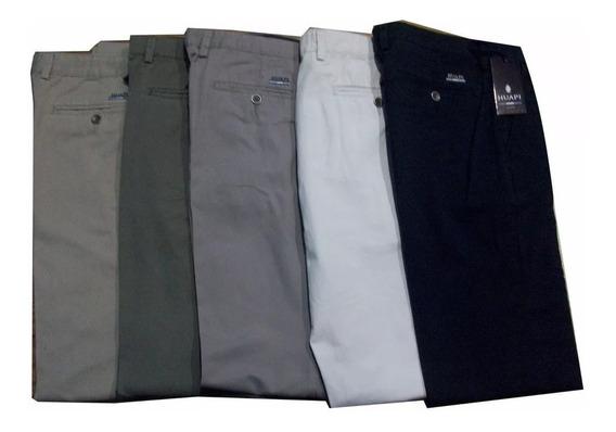 Pantalon Huapi Gabardina 38 Al 64