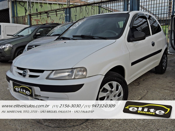 Chevrolet Celta Super 1.0 Vhc 8v Financiamos E Trocamos